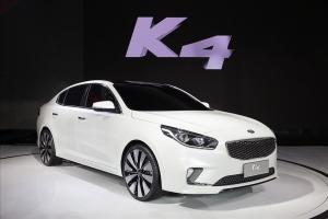 Kia представляет на Пекинском автосалоне концепт K4